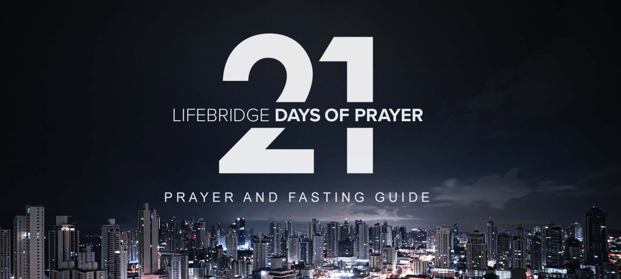 21 Days of Prayer and Fasting OnlineGuide